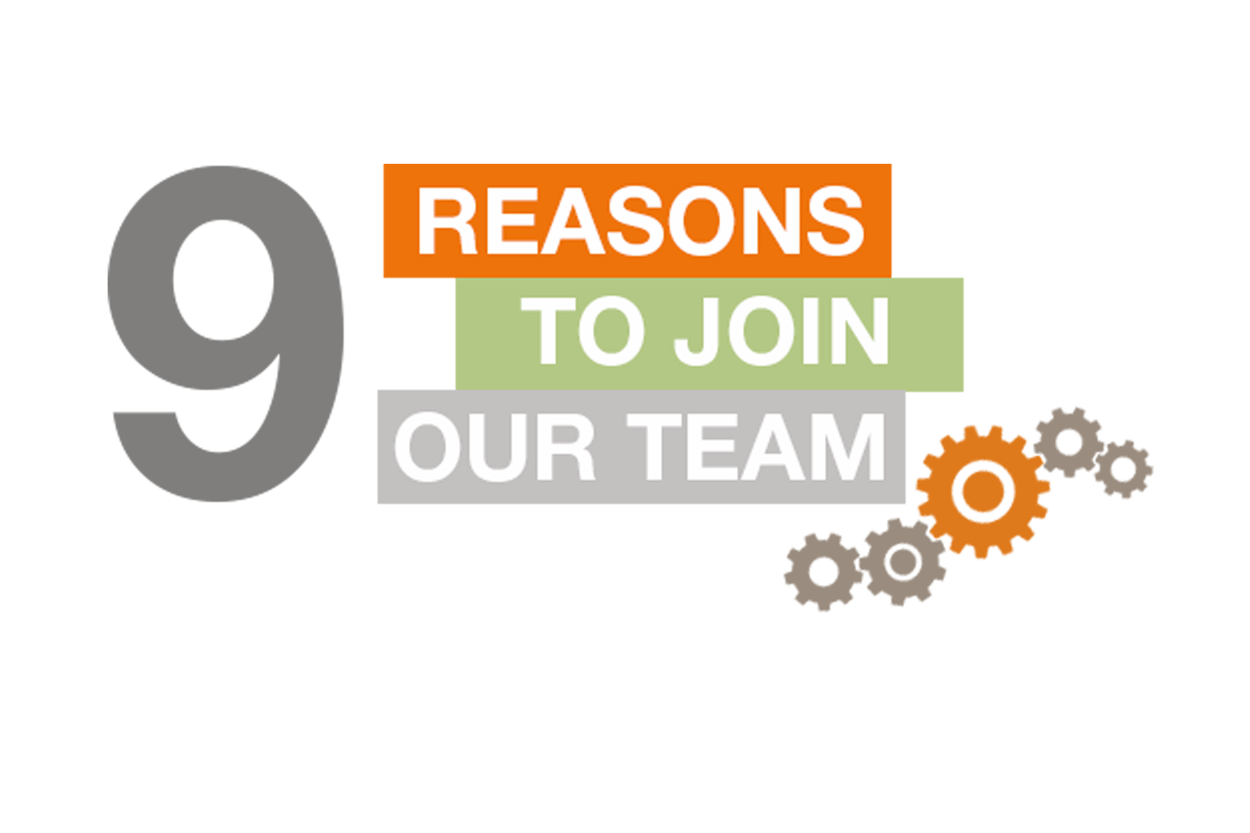 9 reasons to join WDP