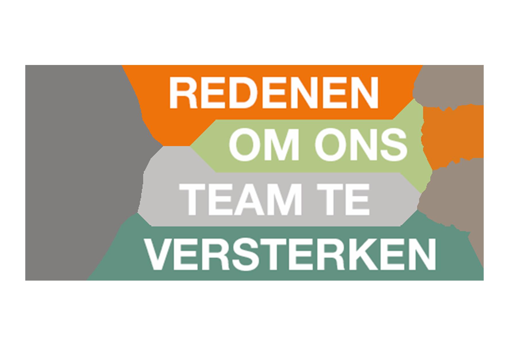 9 redenen om #TeamWDP te versterken