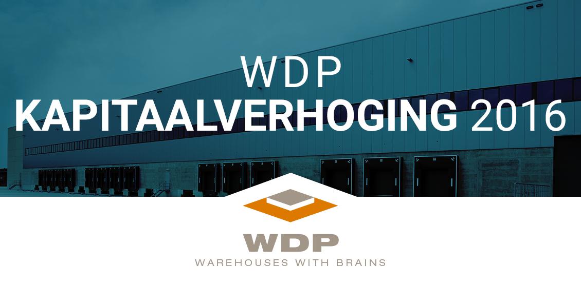 WDP Kapitaalverhoging