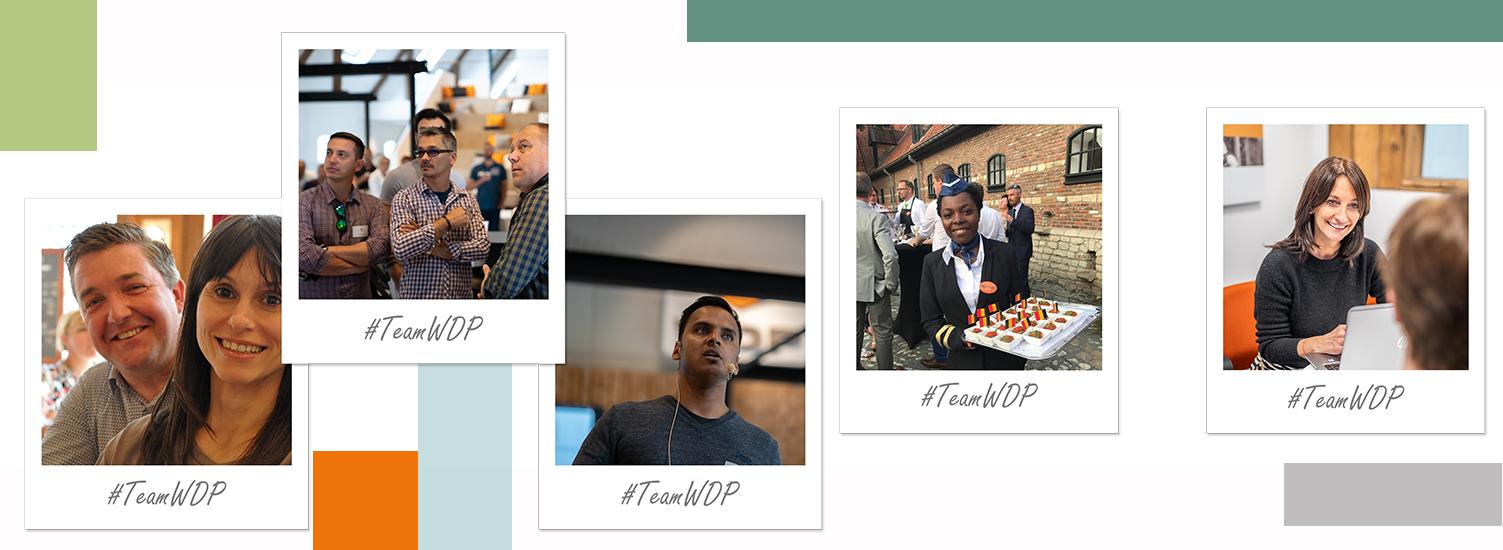 TeamWDP activities 2