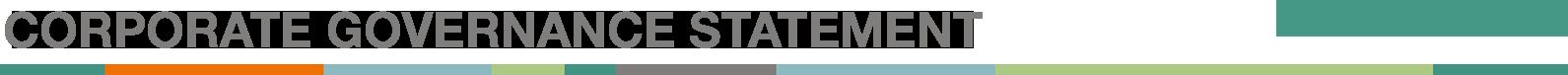 WDP Corporate Governance Statement - FR