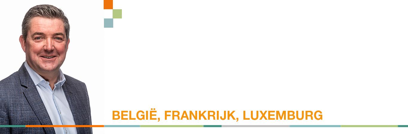WDP kantoren België, Frankrijk, Luxemburg