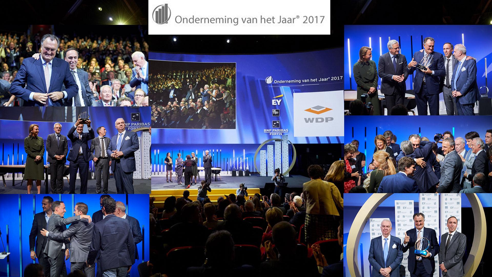WDP Onderneming van het Jaar 2017
