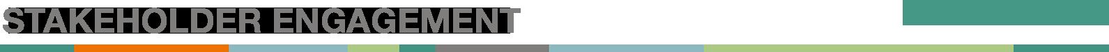 WDP Stakeholder engagement - NL