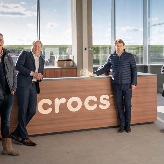 WDP - Crocs Dordrecht
