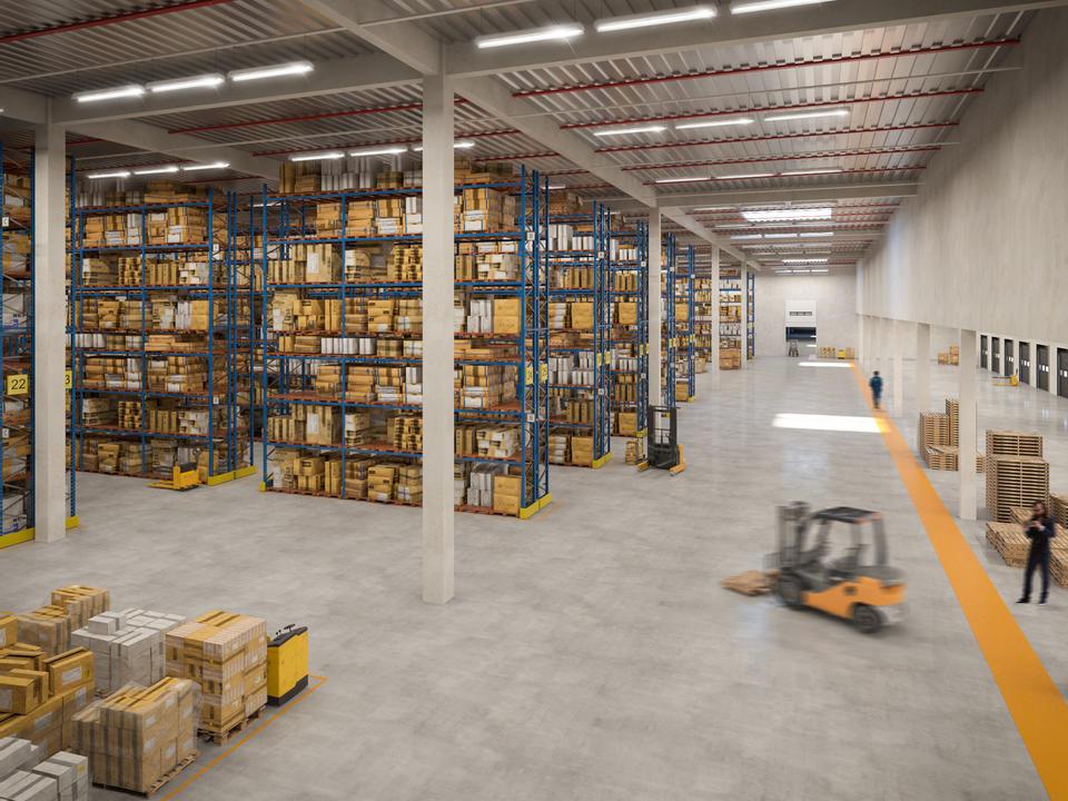 WDP Warehouses - Genk