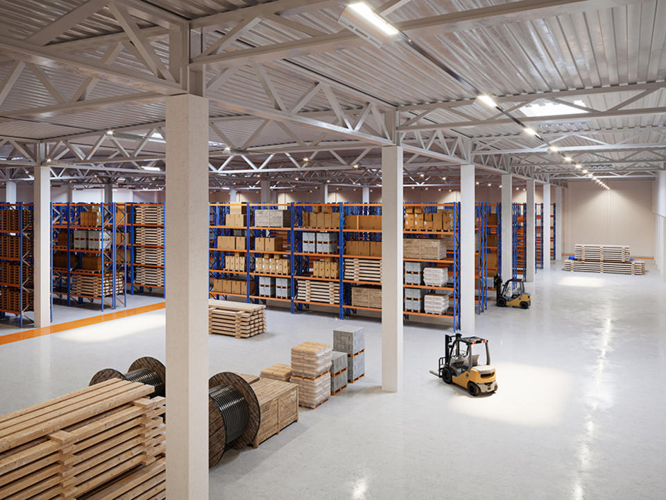 WDP-VIB Warehouses Gelsenkirchen