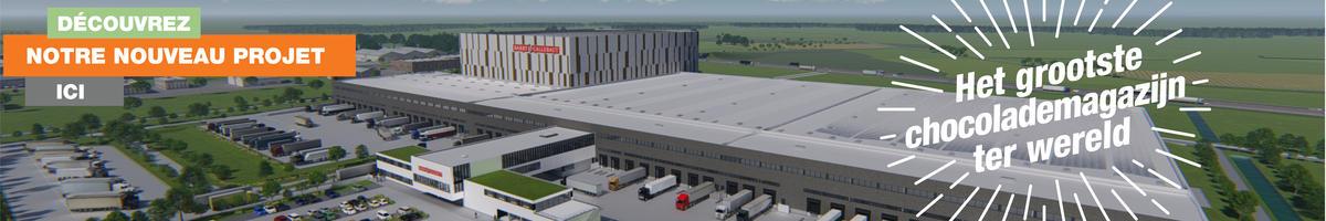 Découvrez le nouveau project que WDP développe pour Barry Callebaut