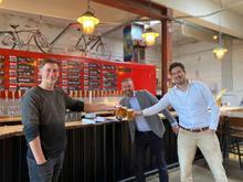 WDP The Bay - Brouwerij Frontaal