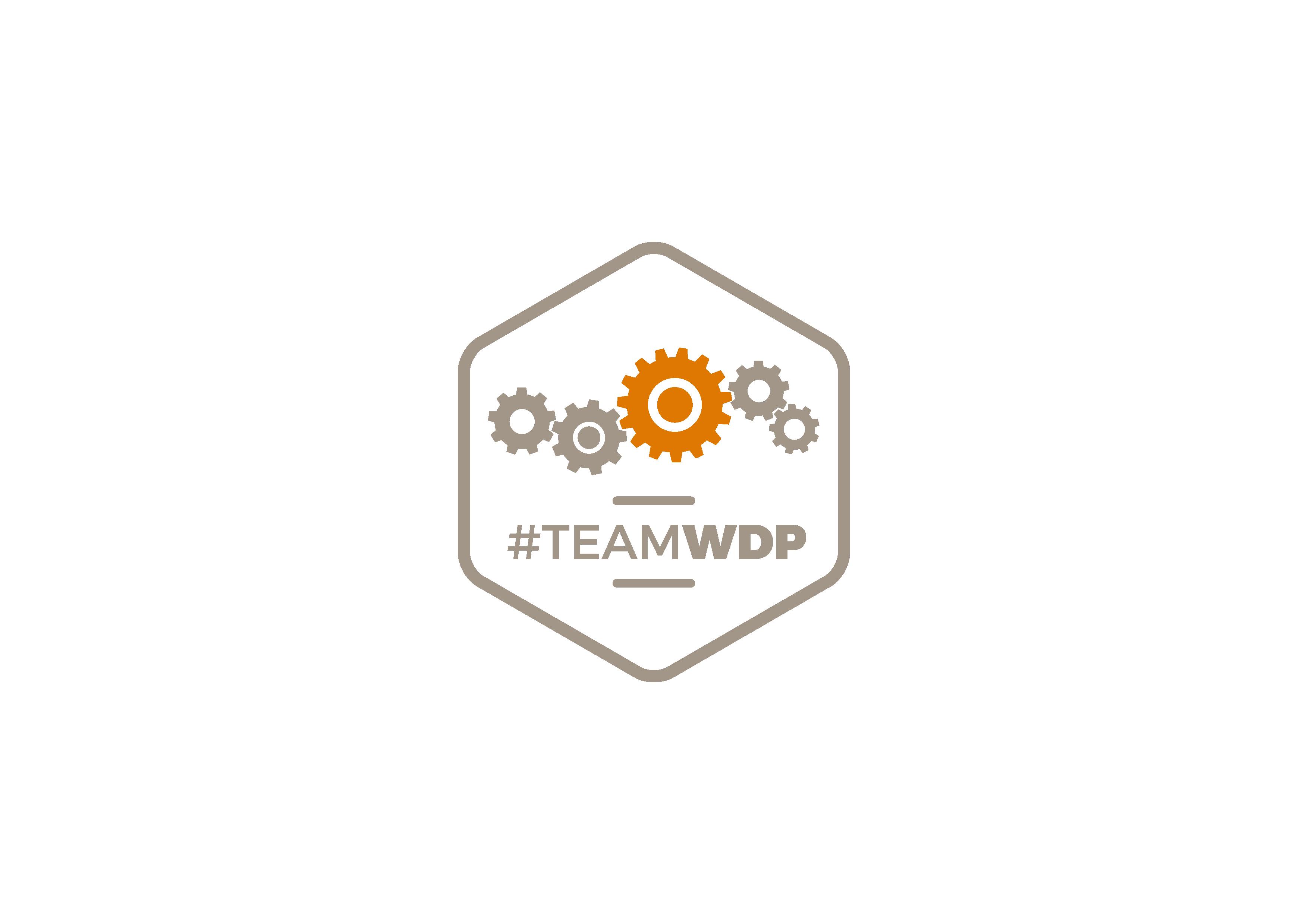 #TeamWDP